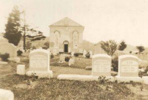 Original SHALTERS CHURCH - Mt. Laurel Rd.